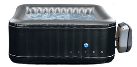 Basen Jacuzzi ogrodowe NetSpa ASPEN