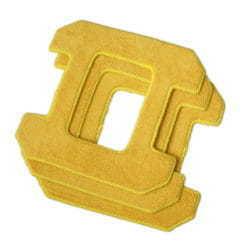 Żółte ściereczki do HOBOT 268, 288, 298 3 szt.