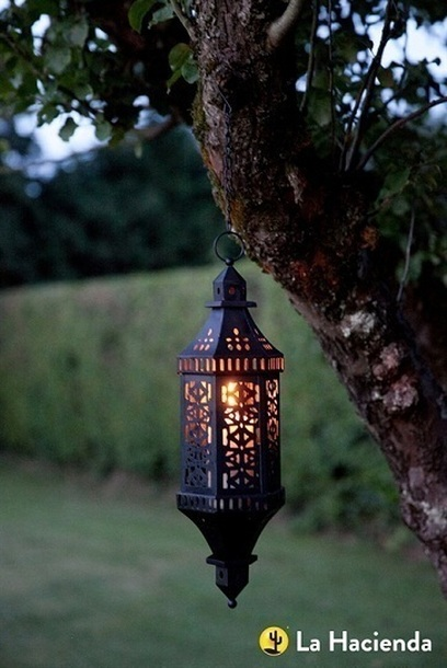 Lampion ogrodowy Kasbah Small (1)